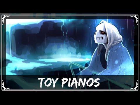 [Undertronic Original] SharaX - Toy Pianos (Sans & Papyrus Vocals)