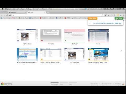 Automatic Tatkal Booking IRCTC - TicketMaster