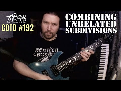 Combining Unrelated Subdivisions | ShredMentor Challenge of the Day #192