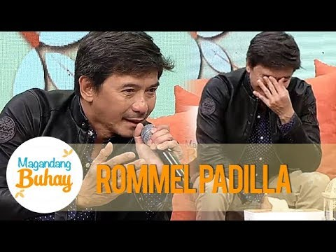 Magandang Buhay: Rommel shares the first time he held Daniel in his arms