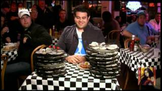 Man vs Food - Le 180 ostriche