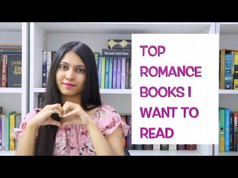 TOP ROMANCE BOOKS I WANT TO READ II Saumya's Bookstation