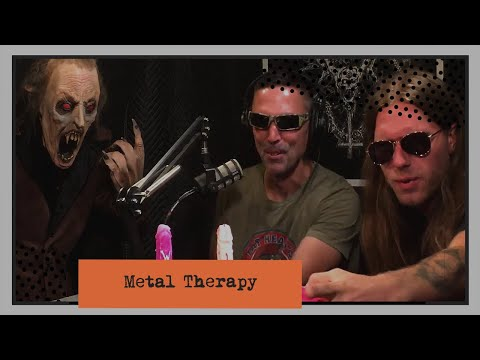 Metal Therapy | HELLCAST Metal Podcast Episode 116