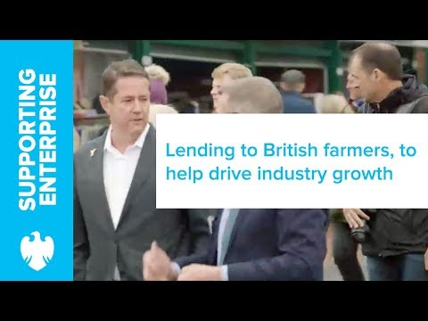 Backing Britain - Supporting Britain's farmers | Barclays