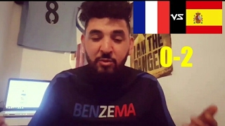 FRANCE VS ESPAGNE 0-2 LE DEBRIEF