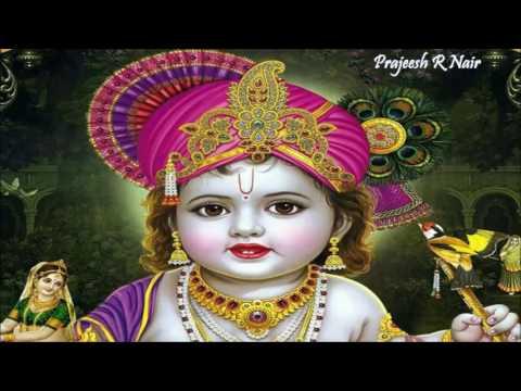 Athaazha Pooja Kazhinjuvallo Kanna...! Sreekrishna Devotional Song. (Prajeesh)