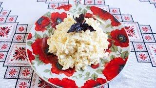 Салат из редьки просто и очень полезно Черная редька рецепт приготовления Салат из черной редьки