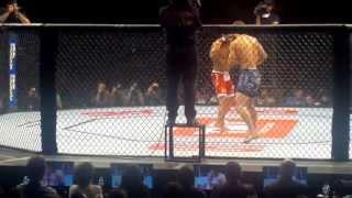 Vitor Belfort x Luke Rockhold - UFC Jaraguá do Sul - luta completa!