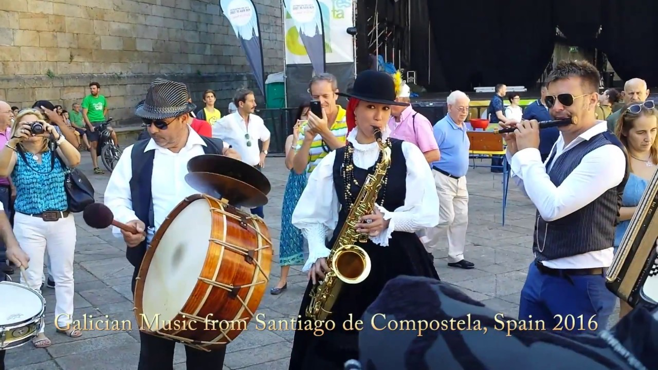 Music And Dances Of Galicia Youtube