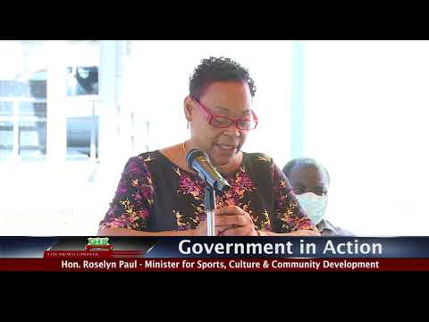 GOVERNMENT IN ACTION - Government Continues to Invest In Sports