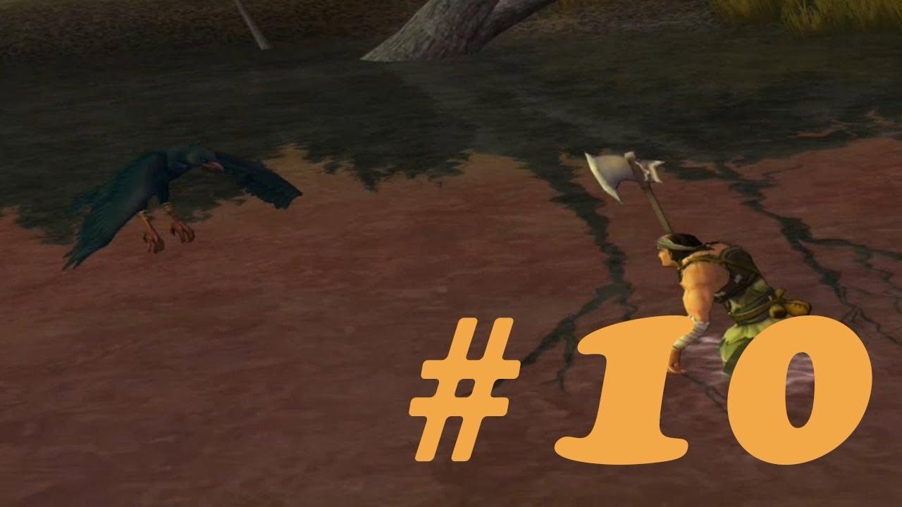 [寶尼阿賢] 聖火降魔錄 曉之女神(中文) HARD模式0死 |#10| 1部8章 無望的英明 - YouTube