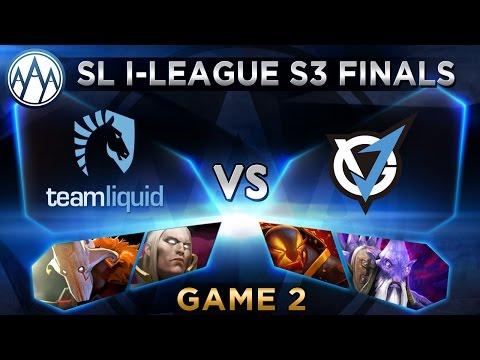 Liquid vs VG.J - SL i-League S3 LAN Grand Finals - G2