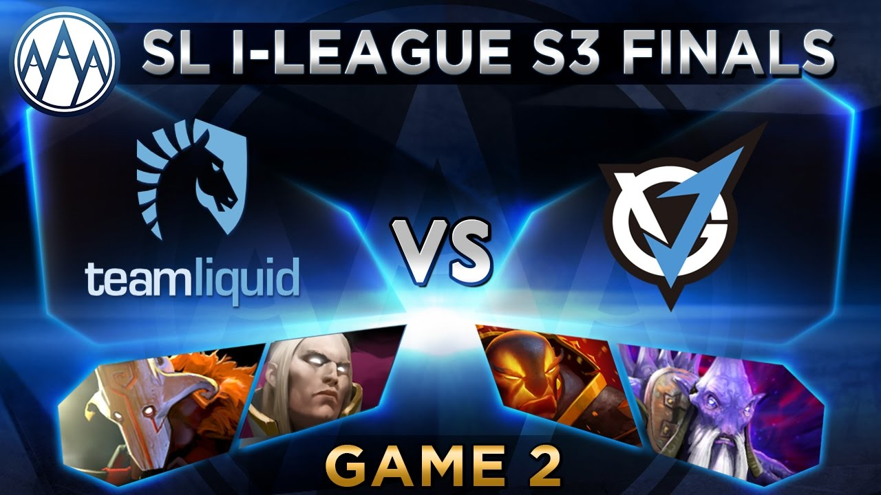 Liquid vs VG.J Game 2 - SL i-League StarSeries S3 LAN Finals - @BTSGoDz @LyricalDota
