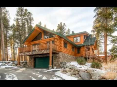 Marvelous The Bear Cabin In Breckenridge CO | (970) 387 8017 | Log Cabin Vacation  Rental   YouTube