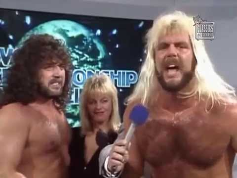 Best Promos- Michael PS Hayes & Gorgeous Jimmy Garvin