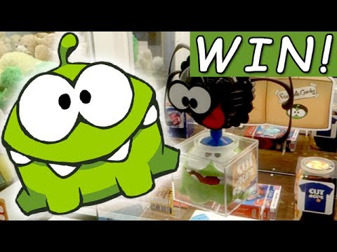 Get Cut the Rope Arcade Game - First WIN!​​​ | Matt3756​​​ Pictures