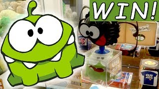 Cut the Rope Arcade Game - First WIN!