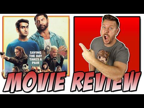 Stuber (2019) – Movie Review