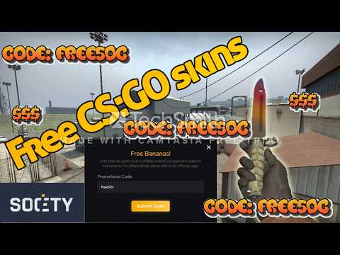FREE 5$ COINS NO DEPOSIT ON SOCIETY.GG