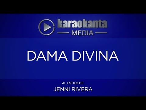 Karaokanta - Jenni Rivera - Dama divina
