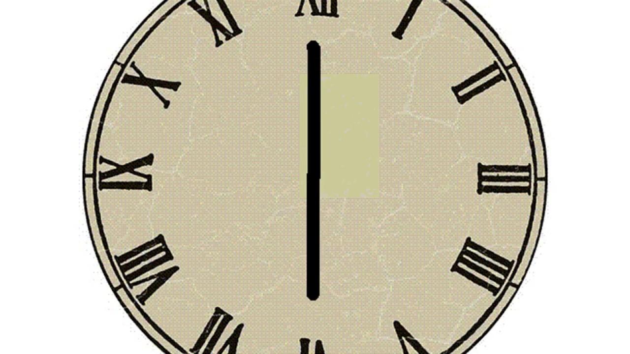 Sonido Reloj Manecillas Sonido Segundero Tic Tac Sound Youtube