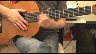How To Play Fine By Me - Andy Grammer On Guitar Tutorial