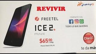 Instalar Firmware o ROM Stock del celular Freetel Ice 2 Paso a Paso - Windows 10