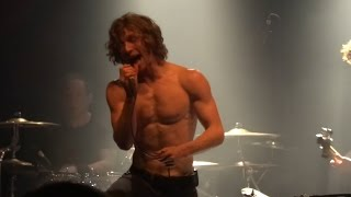 "Nothing More -LIVE- ""Christ Copyright"" @Berlin March 25, 2015"