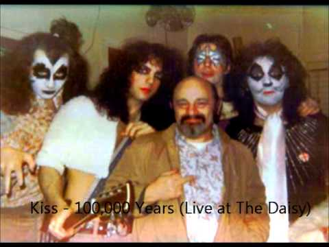 Kiss - 100,000 Years (Live at The Daisy) mp3