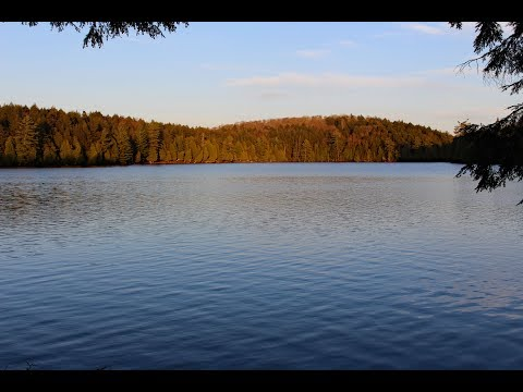 May 13-16, 2018 Algonquin Park Backcountry Fishing Trip (Brook Trout)
