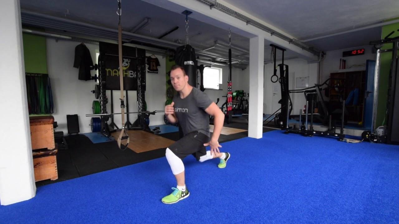 Bodyweight Training für Athleten - Top Übungen für den Unterkörper 3 ...