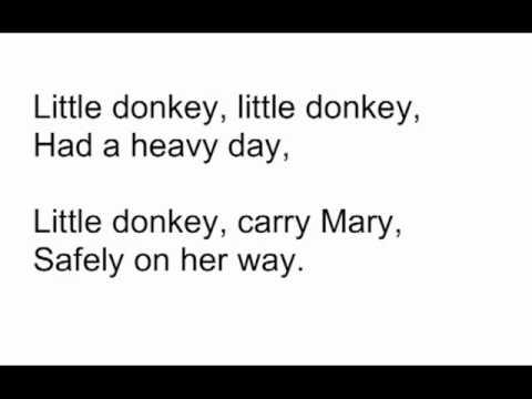 Little Donkey LTAS Version