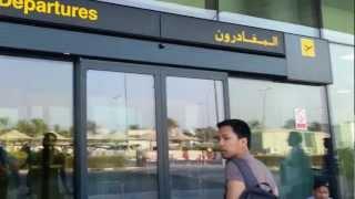 Gambar cover Departure from Airport Terminal 2 Dubai.mp4