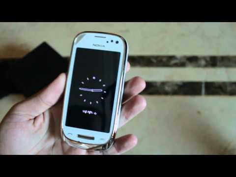 Review Nokia Oro-Design