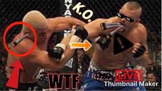 Chuck Liddell vs Tito Ortiz UFC 3
