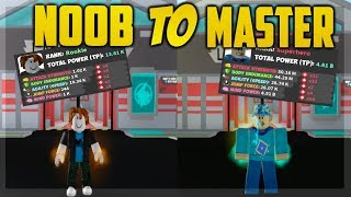 Roblox: NOOB TO MASTER #1 *NO ROBUX SPENDING* | SuperHero City