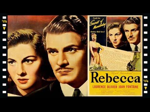Rebeca (1940) Alfred Hitchcock (Película completa en español)