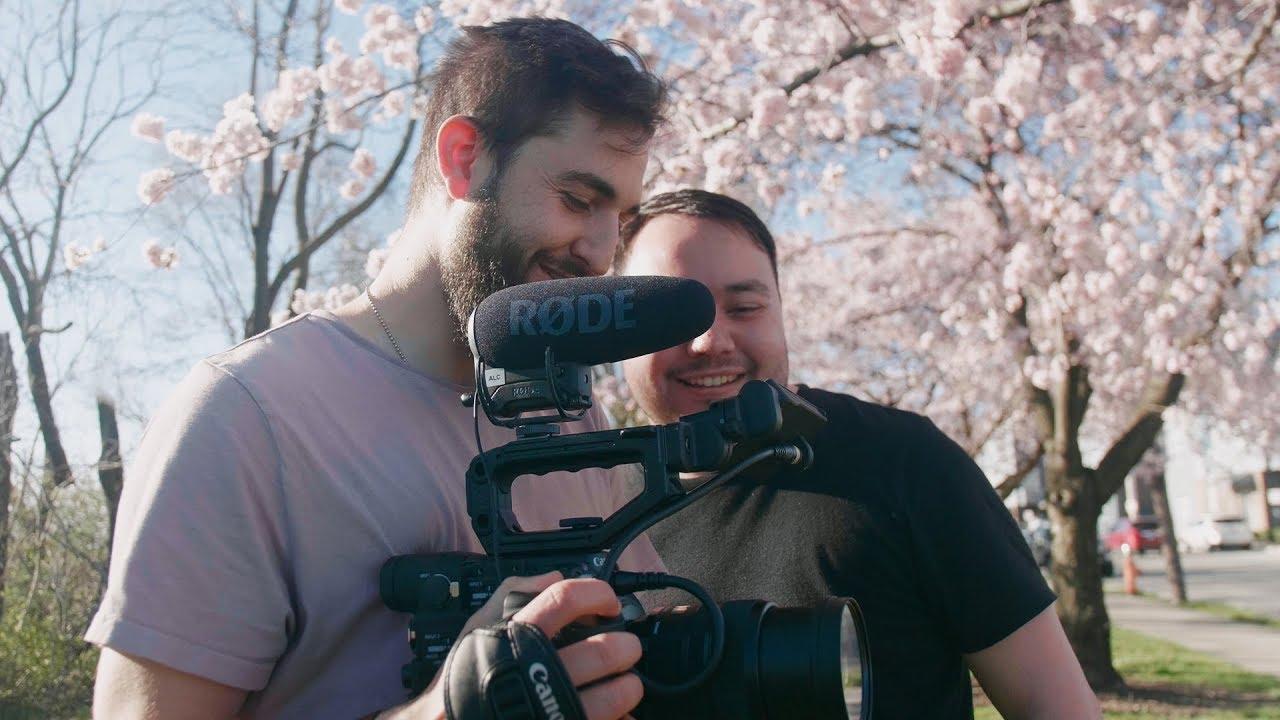 Canon C200 Lowlight Concert Footage