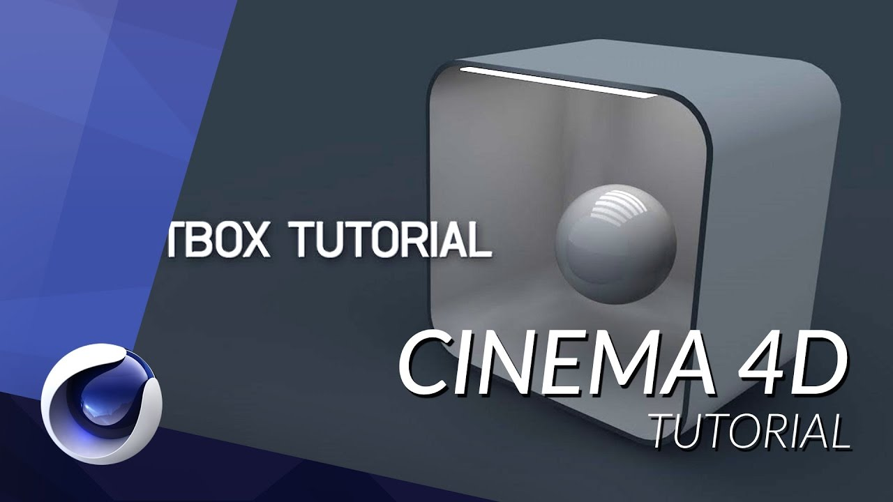 How to Create a Lightbox in Cinema 4D - TUTORIAL
