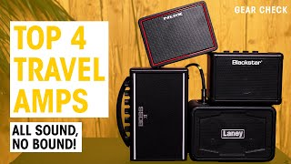 What is the Best Travel Guitar Amp? | Thomann