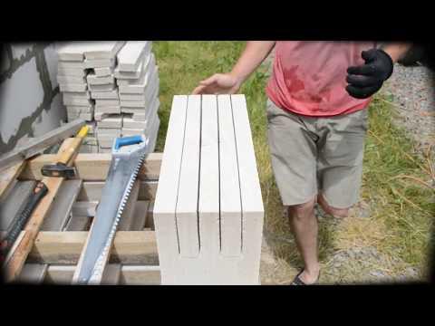 Как изготовить U-Блок по шаблону своими руками