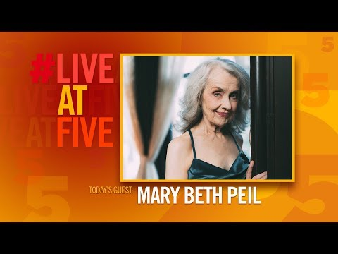 Broadway.com #LiveAtFive with Mary Beth Peil from ANASTASIA