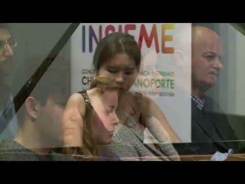 [CICP] Chloe Mun, Primo Premio 60^ Concorso Busoni a Pordenone