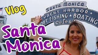 Vlog: pier Santa Monica