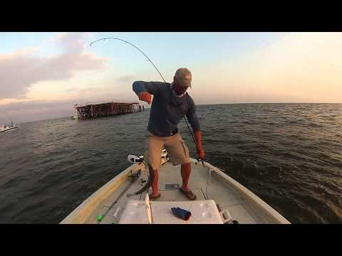 South Louisiana Speckled Trout Fishing