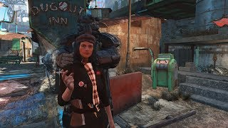 Fallout 4: Storyteller armor (with NEW companion) mod!