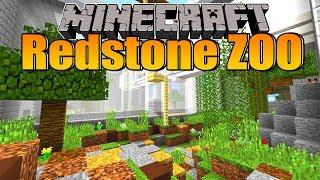 Jetzt wird es AFFIG! - Minecraft Redstone Zoo #24