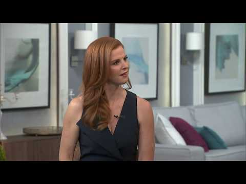 Sarah Rafferty —What she loves most about Canada