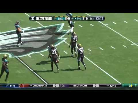 NFL 2014 week 1 Nick Foles highlights
