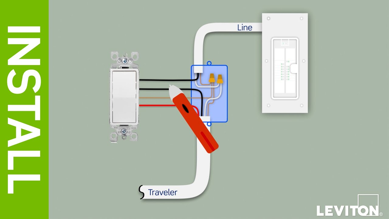 Leviton 3 Way Dimmer Switch Wiring Diagram from i.ytimg.com